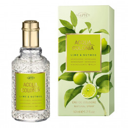 4711 Acqua Colonia Lime & Nutmeg 50ML