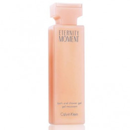 Calvin Klein Eternity Moment Bath and Shower Gel 200ML