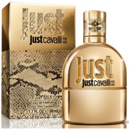 Just Cavalli Just Gold for Her 50ML