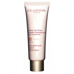 Clarins HydraQuench Tinted Moisturizer - 00 Porcelain 50ML