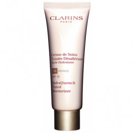 Clarins HydraQuench Tinted Moisturizer - 06 Bronze 50ML