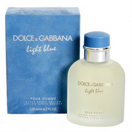 Dolce & Gabbana Light Blue Pour Homme After shave lotion 75ml