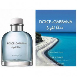 Dolce & Gabbana Light Blue Swimming in Lipari 125ML