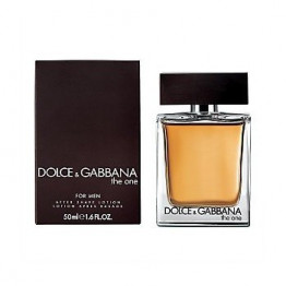 Dolce & Gabbana The One For Men After shave lotion 100ml