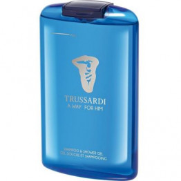 Trussardi A Way For Him Shampoo and Shower Gel 200ML