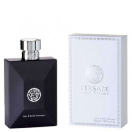 Versace Pour Homme Hair and Body Shampoo 250ml