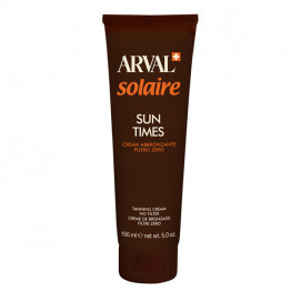 Arval Solaire Sun Times SPF 0