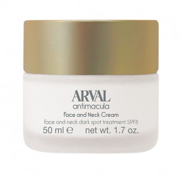 Arval Antimacula Face and Neck Cream SPF8 50ML