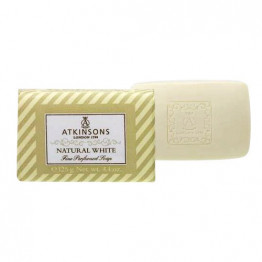 Atkinsons Fine Perfumed Line Natural White Sapone