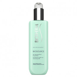Biotherm Biosource Lait Demaquillant & Purifiant 400ML