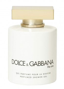 Dolce & Gabbana The One Perfumed Shower Gel 200ml