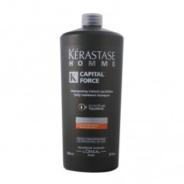Kerastase Homme Capital Force Shampoo Densificante 1000ML