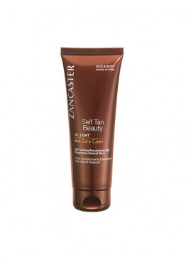 Lancaster Self Tan Beauty Self Tanning Beautyfyng Jelly Face and Body 01 Light 125ML