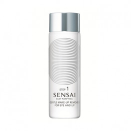 Sensai Silky Purifying Gentle Make Up Remover For Eye&Lip - Step 1 100ML