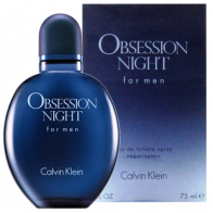Calvin Klein Obsession Night For Men 75ML