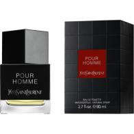 Yves Saint Laurent Pour Homme 80ML