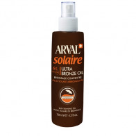 Arval Solaire Ultra Bronze Oil SPF 6 125ML