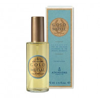 Atkinsons Gold Medal Eau de Cologne Spray 75ML