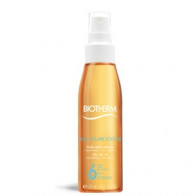 Biotherm Huile Solaire Soyeuse SPF6 125ML