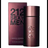 Carolina Herrera 212 Sexy Men  50ML
