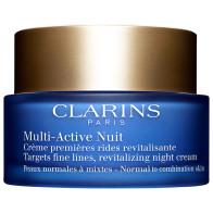 Clarins Multi-Active Nuit - Pelli Normali e Miste 50ML