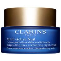 Clarins Multi-Active Nuit - Pelli Secche 50ML
