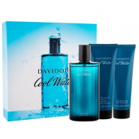 Davidoff Cool Water Eau de Toilette 125 ml Cofanetto