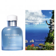 Dolce & Gabbana Light Blue Pour Homme Beauty of Capri 125ML