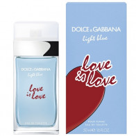 Dolce & Gabbana Light Blue Love is Love 50ML