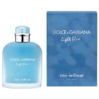 Dolce & Gabbana Light Blue Eau Intense Pour Homme 50ML
