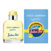 Dolce & Gabbana Light Blue Pour Homme Italian Zest 125 ML