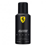 Scuderia Ferrari Black deo spray 150ML