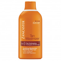 Lancaster After Sun Tan Maximizer Soothing Moisturizer Repairing 400ML