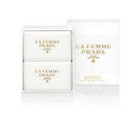 Prada La Femme Perfumed Soap 2X100 gr