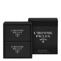 Prada L'Homme Perfumed Soap 2X100 gr