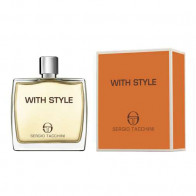 Sergio Tacchini With Style Aftershave Lotion 100ML