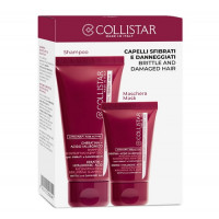 Collistar Travel Kit Linea Attivi Puri Cheratina Acido Ialuronico