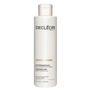 Decleor Aroma Cleanse Lait Demaquillant Essentielle 200ML