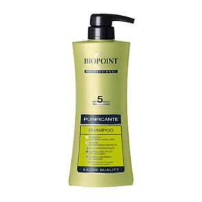 Biopoint 5 Azioni Shampoo Purificante 400ml