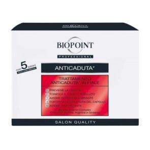 Biopoint 5 Azioni Trattamento Anticaduta in Fiale 10Fiale