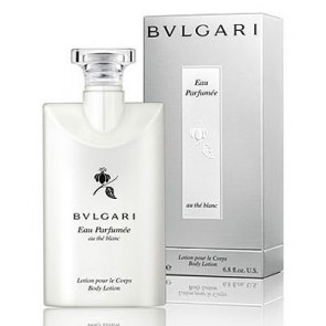 Bulgari Eau Parfumée au The Blanc body lotion 200ml