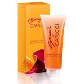 Capucci de Capucci bath and shower gel 400ML