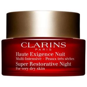 Clarins Super Restorative Night For Very Dry Skin 50ML