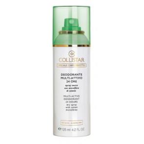 Collistar Speciale Corpo Perfetto Deodorante Multi-Attivo 24 Ore spray secco 125ML