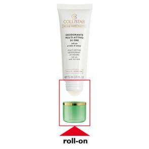 Collistar Speciale Corpo Perfetto Deodorante Multi-Attivo 24 Ore Roll-On 75ml