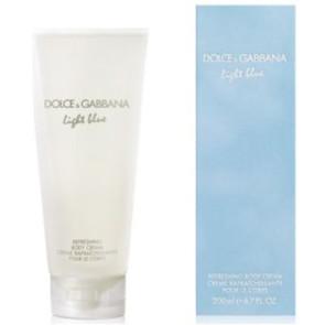 Dolce & Gabbana Light Blue Body Cream 200ml