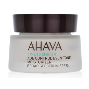 Ahava Time to Smooth Age Control Even Tone Moisturizer SPF 20 50ML
