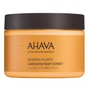 Ahava Deadsea Plants Caressing Body Sorbet Mandarin & Cedarwood 350ML