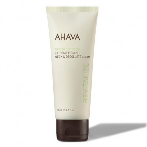 Ahava Time to Revitalize Extreme Firming Neck & Décolleté Cream 75ML