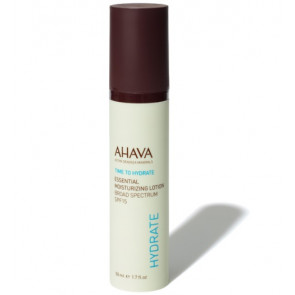 Ahava Time to Hydrate Essential Moisturizing Lotion SPF 15 50ML